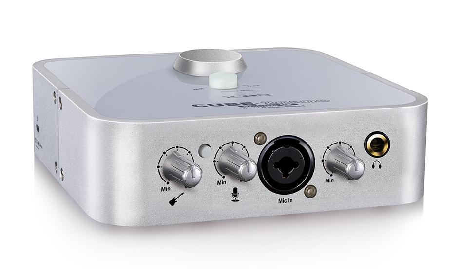 艾肯Cube 2Nano ProDrive III-3.3.1驱动